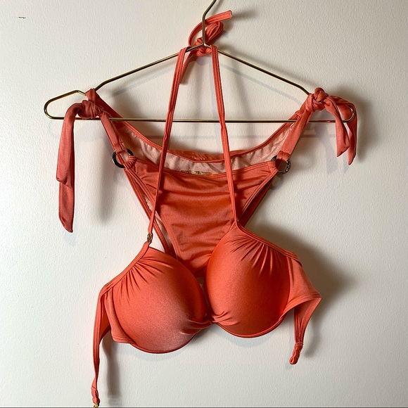 Victoria's Secret Swim Top 34D